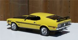 MPC 1971 Ford Mustang Mach1 351ci