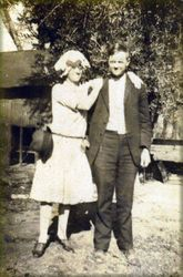 Milton and Wife Glada