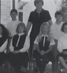 Taylor's fourth grade school picture