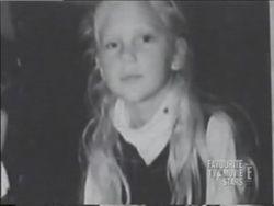 Taylor in second grade 2