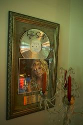 Her first platinum record