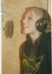 Recording Our song