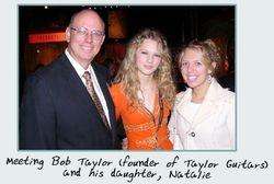Taylor meeting Bob
