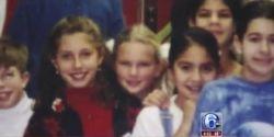 Taylor in sixth grade