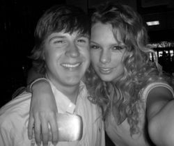 Taylor with that guy again
