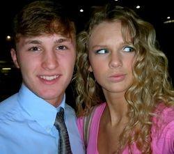 Taylor with Cody Hawkins