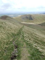 Long way down hill