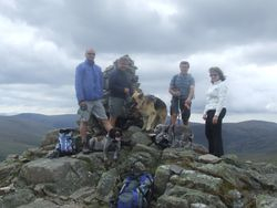 Carrock Fell Summit