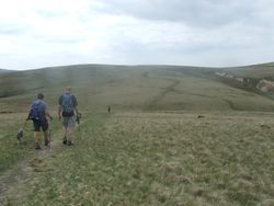 heading for High Pike