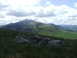 stones and skiddaw