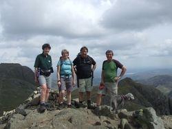 Loft Crag group