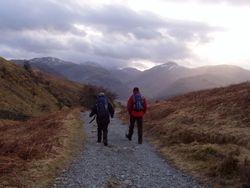 Watendlath Path to Rosthwaite