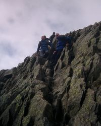 Coming down off Helvellyn 3