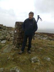 Me top of Binsey