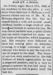 Ephraim Holman