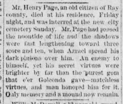 Henry Page