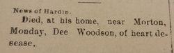 Dee Woodson