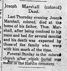 Joseph Marshall