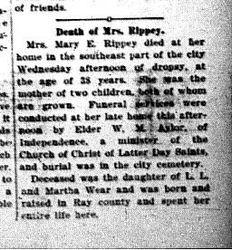 Mary Rippy