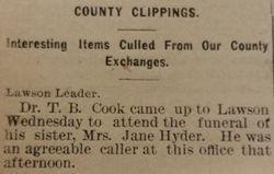 Jane Cook Hyder 1