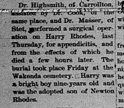 Harry Rhodes