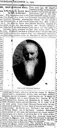 William Magill