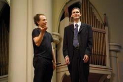 Mr Praze and Mr Beeble - Sitcom Saturday @ Notting Hill Mayfest