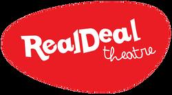 RealDeal Theatre logo