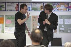 Mr Praze and Mr Beeble by Philip Whitmore - Sitcom Saturday @ Pimlico Library