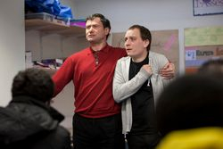 Powers Flowers by Fiona Keen and Andy Pandini - Sitcom Saturday @ Pimlico Library