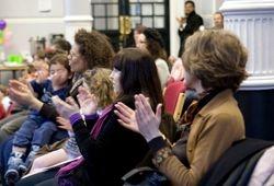 Audience - Sitcom Thursday @ Mayfair Library
