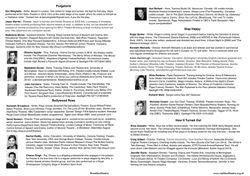 POPCORN SATURDAY PROGRAMME Page 2