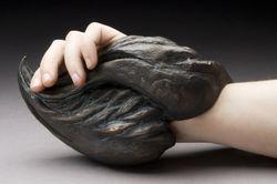 Worn Vessel: Hand