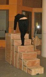 Phobic Stairs (Climbing)