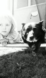 Lovely photo of Mia and Holden