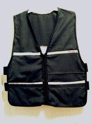 Chaleco para uniforme aerolinea