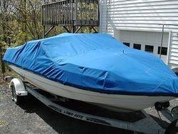 Custom Boat Cover