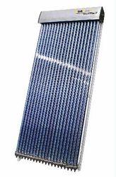 Arrays of solar collectors