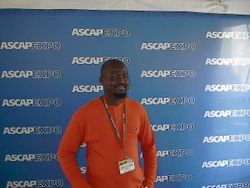 Live at the ASCAP Expo