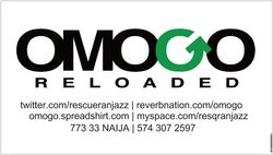 Omogo Reloaded Marketing Item