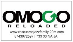 Omogo Reloaded Promo Flyer