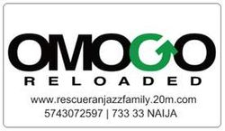 Omogo Reloaded Sticker