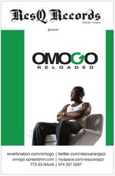 ResQ Records/Omogo Reloaded Poster