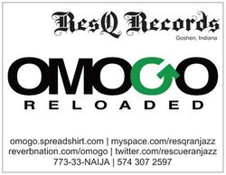 ResQ Records Flyer