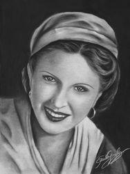 Delia Larrive Escudero -- Godoy Cruz -- 1936