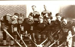 W.C.S. Hockey Team 1930's
