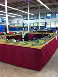 P.A. N Scale Layout