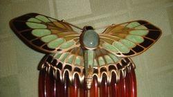 J Peterman Butterfly Comb 3