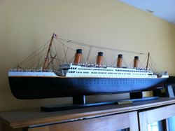 40 Inch Handcrafted model