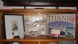 Original Postcard, Queen Mary Engine Oil, Etc